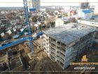 ЖК Центральный-2 - ход строительства, фото 128, Декабрь 2017
