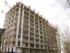 Комплекс апартаментов KM TOWER PLAZA - ход строительства, фото 44, Апрель 2020