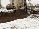 Ход строительства дома № 8 в ЖК Подкова на Цветочной - фото 44, Февраль 2021