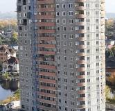 Ход строительства дома №  2 в ЖК Артхолл -