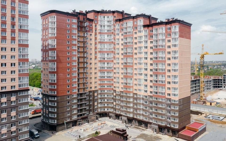 По итогам мая в Ростове-на-Дону сдали в эксплуатацию 4 многоквартирных дома