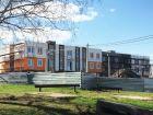 Ход строительства дома №14 в ЖК Каменки - фото 6, Май 2015