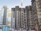 Ход строительства дома № 12 в ЖК На Победной - фото 13, Январь 2015