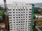 Ход строительства дома № 1 первый пусковой комплекс в ЖК Маяковский Парк - фото 19, Июль 2021