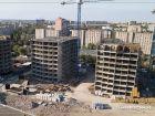 Ход строительства дома Литер 1 в ЖК Звезда Столицы - фото 109, Сентябрь 2018