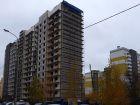 Ход строительства дома № 3 в ЖК На Победной - фото 12, Ноябрь 2016
