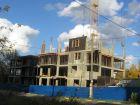 ЖК Алый Парус - ход строительства, фото 23, Октябрь 2017
