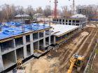 Ход строительства дома № 1 первый пусковой комплекс в ЖК Маяковский Парк - фото 73, Октябрь 2020