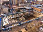 ЖК Клубный дом на Мечникова - ход строительства, фото 19, Март 2021