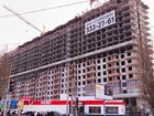 Ход строительства дома Литер 1 в ЖК Первый - фото 143, Январь 2018