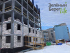 ЖК Зеленый берег Life - ход строительства, фото 65, Март 2018