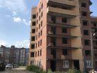 Жилой дом в 7 мкрн.г.Сосновоборск - ход строительства, фото 1, Июль 2020