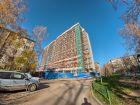 Жилой дом Каскад на Даргомыжского - ход строительства, фото 12, Ноябрь 2016