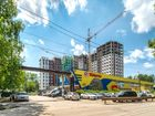ЖК Каскад на Ленина - ход строительства, фото 577, Май 2019
