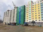 Ход строительства дома № 1 в ЖК Корабли - фото 6, Март 2017
