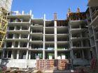 Ход строительства дома № 12 в ЖК На Победной - фото 20, Август 2014