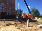 Каскад на Сусловой - ход строительства, фото 65, Июль 2016