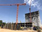 Ход строительства дома № 8 в ЖК Подкова на Цветочной - фото 13, Июль 2021