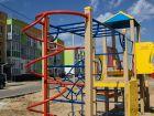 Ход строительства дома №7к2 в ЖК Загородный мкрн Акварель  микрогород Стрижи - фото 6, Апрель 2017