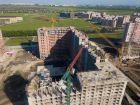 Ход строительства дома Литер 3 в ЖК Самолет 2 - фото 3, Май 2021