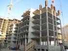Ход строительства дома № 8 в ЖК На Победной - фото 20, Октябрь 2014