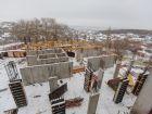Жилой дом Кислород - ход строительства, фото 66, Декабрь 2020