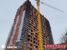 ЖК Бристоль - ход строительства, фото 112, Февраль 2019