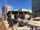 ЖК Волна - ход строительства, фото 110, Июнь 2019
