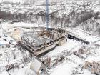 ЖК Азбука - ход строительства, фото 38, Январь 2021