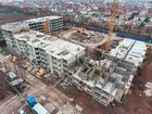 ЖК Открытие - ход строительства, фото 60, Декабрь 2019