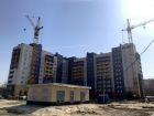 Ход строительства дома № 1 в ЖК Удачный 2 - фото 60, Апрель 2020