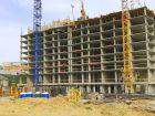 Ход строительства дома Литер 2 в ЖК Рубин - фото 10, Октябрь 2020