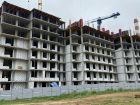 Ход строительства дома № 1 в ЖК Корица - фото 13, Июль 2021
