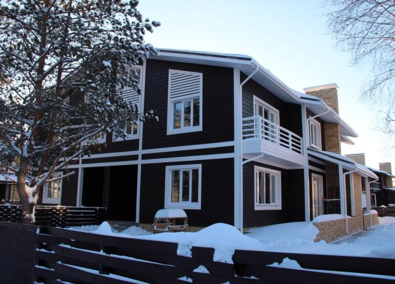 Дом Типа квадрохаус (158,6 м2) в КП DolinaGreen (Долина Грин) - фото 3