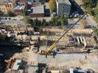 Ход строительства дома № 1 в ЖК Встреча - фото 76, Октябрь 2018