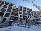 Ход строительства дома № 1 в ЖК Покровский - фото 41, Март 2021