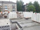 ЖК Янтарный - ход строительства, фото 45, Июнь 2017