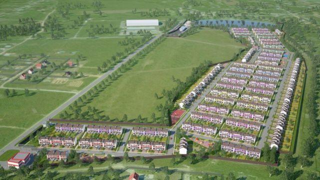 ЖК Цветочный парк - фото 1