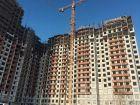 Ход строительства дома № 1 корпус 1 в ЖК Жюль Верн - фото 96, Январь 2016