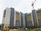 Ход строительства дома № 1 в ЖК Удачный 2 - фото 27, Июнь 2020