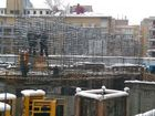 Ход строительства дома № 1 в ЖК Дом с террасами - фото 97, Октябрь 2015