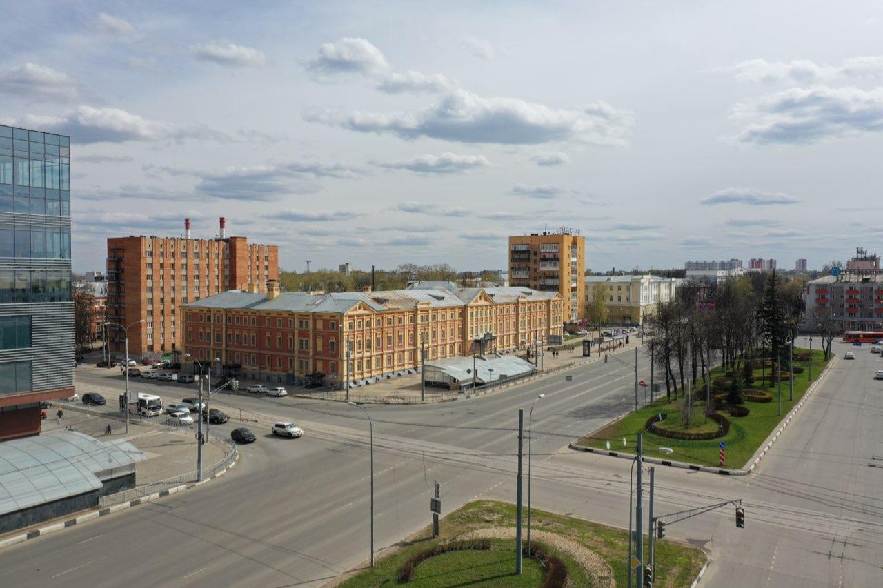 Дорогу от площади Лядова до Сенной в Нижнем Новгороде отремонтируют в 2022 году - фото 1
