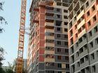 Ход строительства дома № 2 в ЖК Аврора - фото 36, Сентябрь 2019