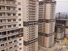 Ход строительства дома Литер 1 в ЖК Звезда Столицы - фото 31, Ноябрь 2019