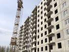 Ход строительства дома № 3 в ЖК Корабли - фото 19, Май 2021