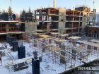 Ход строительства дома 2а в ЖК Георгиевский - фото 12, Январь 2021