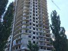ЖК Парус - ход строительства, фото 75, Август 2020