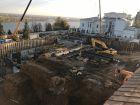 Ход строительства дома 2а в ЖК Георгиевский - фото 23, Октябрь 2020