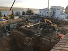 Ход строительства дома на Минина, 6 в ЖК Георгиевский - фото 47, Октябрь 2020