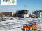 ЖК Зеленый берег Life - ход строительства, фото 57, Апрель 2018